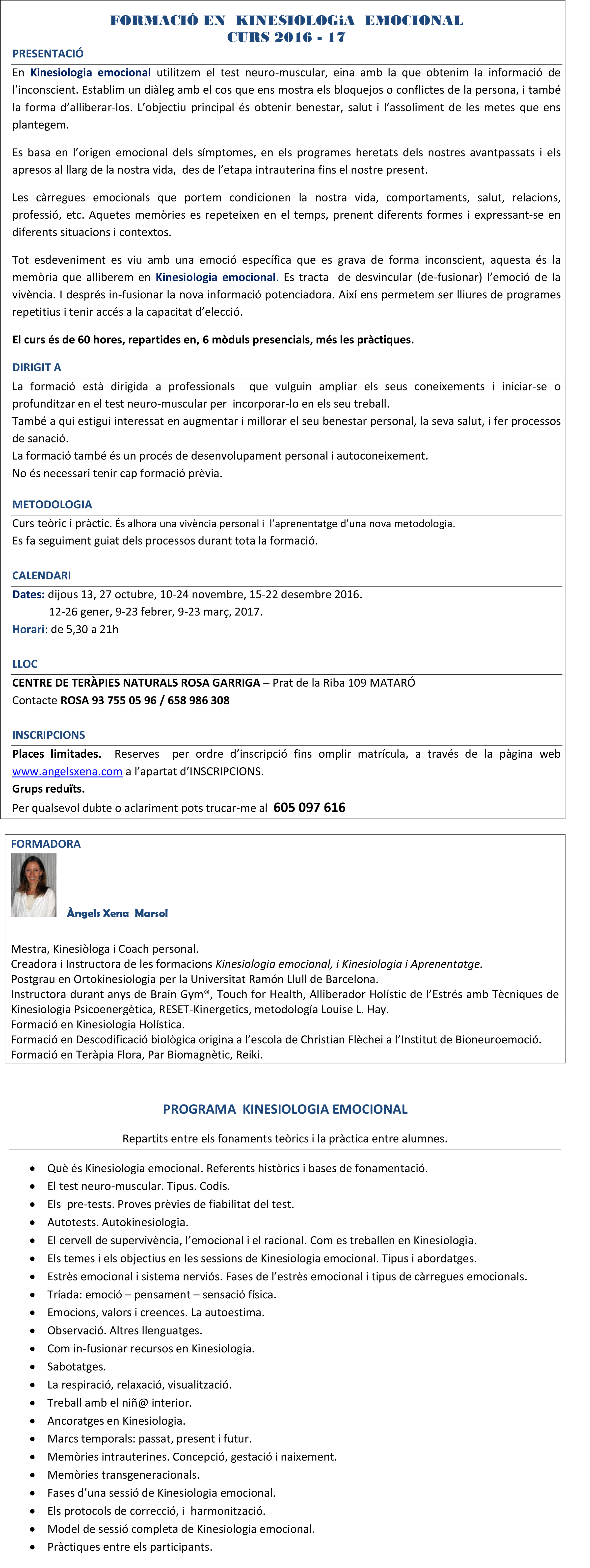 ForamciO-Kinesiologia